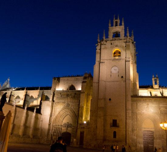 La Catedral de San Antolín en Palencia