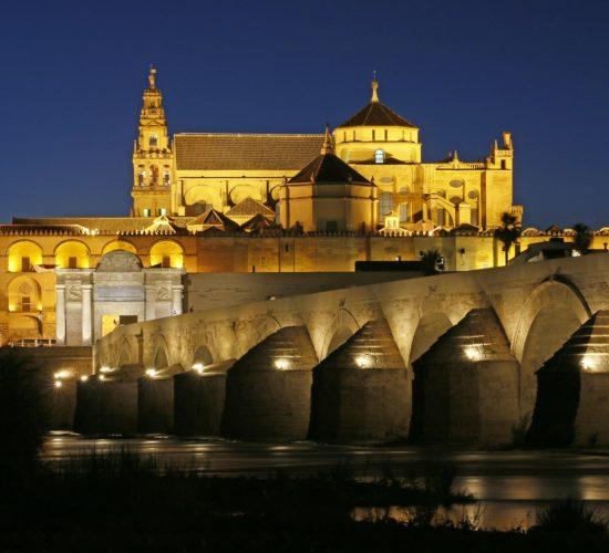 Ruta Turística de Córdoba de noche