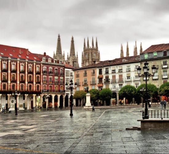 Plaza Mayor de Burgos guías turísticos